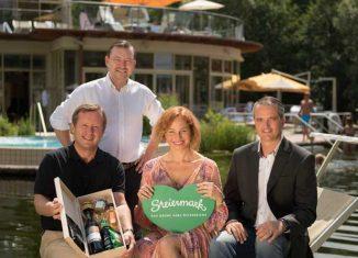 TV-Star aus Ungarn wirbt für Steiermark