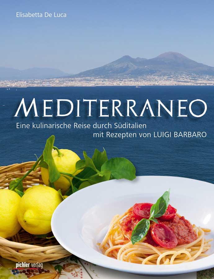 Rezept für Paccheri mit Ricotta Mediterraneo