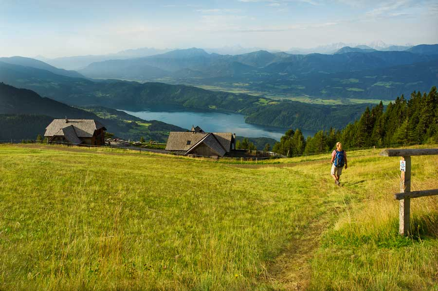 Auszeichnung für Alpe-Adria-Trail
