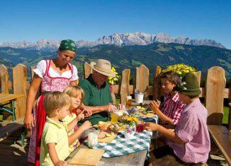 Köstlichkeiten aus der Region Salzburger Bauernherbst