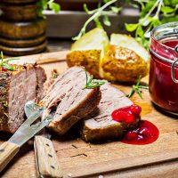 Wildspezialitäten für die Gastronomie bei AGM