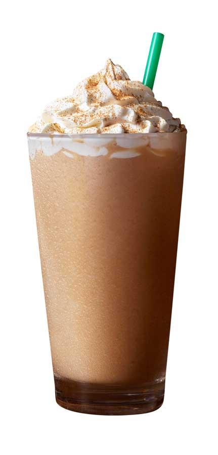 Kaffee mit Kürbisgeschmack bei Starbucks