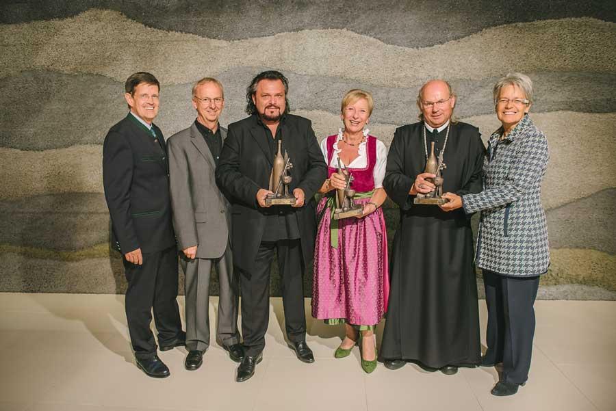 Niederösterreichische Tourismuspreise verliehen
