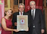Genuss-Partner: Auszeichnung für HLF Krems