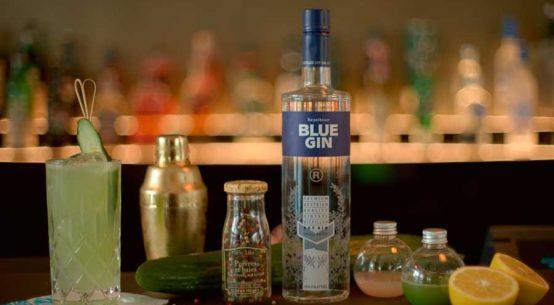Cocktail Rezept The Gherkin Motel One - GASTRO Portal