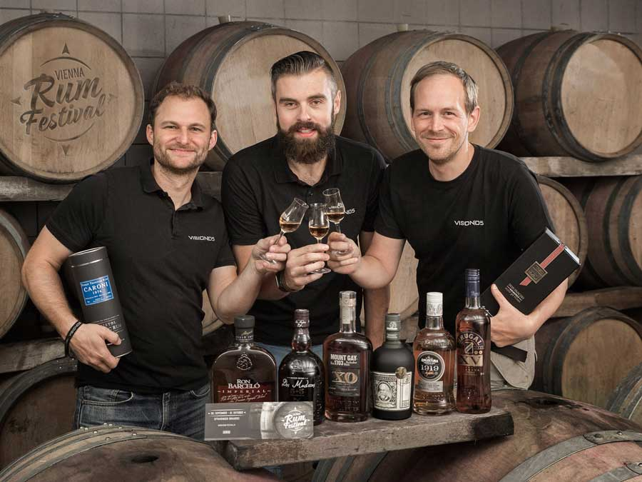 Fachmesse für Rum Wien Ottakringer Brauerei