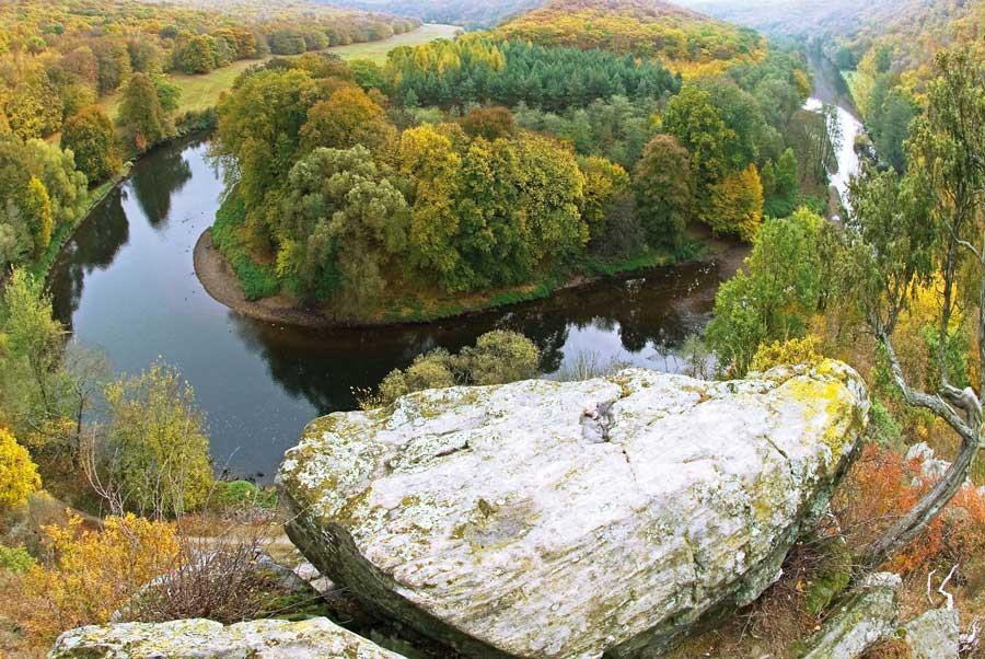 Nationalfeiertag wandern Nationalparks Austria Umlaufberg Nationalpark Thayatal
