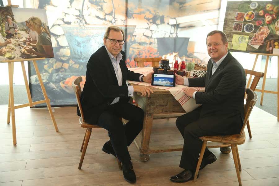 Neuer Webauftritt für Steiermark Tourismus Buchmann Neuhold