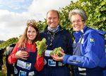 Charity-Weinlese: Kostbare Trauben für einen guten Zweck