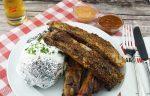Herzhafte Hausmannskost: Ripperl-Essen in der Stiegl-Brauwelt