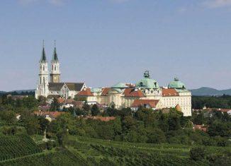 Top-Ausflugziele Niederösterreich im Herbst Stift Klosterneuburg