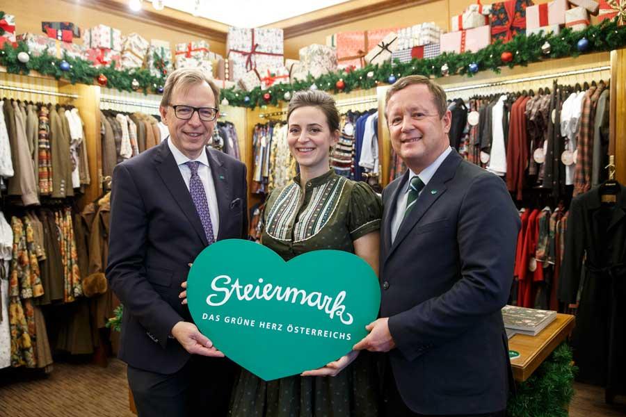 Hoschek weiter Testimonial für Steiermark Tourismus