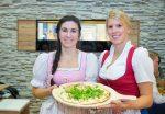 """""""Alles für den Gast"""": Flammkuchen und Gemüselaibchen neu bei Frisch & Frost"""