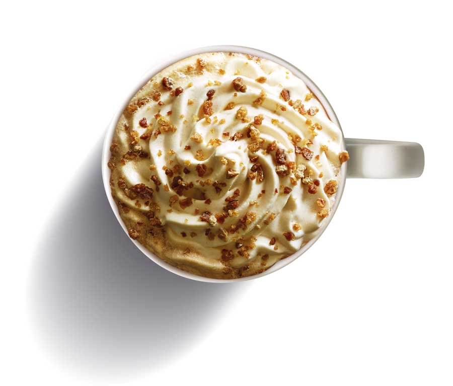 Weihnachtsgetränke bei Starbucks - GASTRO Portal