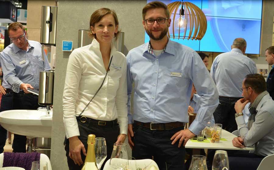 Ideen zur Tischdekoration von Tork Gabriela Kaiser Trendagentur Stefan Bruckmann