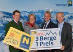 Niederösterreich-Card: Auf drei Bergen günstiger skifahren