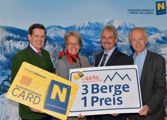 Günstig skifahren in Niederösterreich