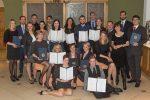 Erfolgreicher Abschluss: 19 neue ÖHV-Abteilungsleiter ausgezeichnet