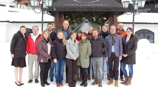 Winter Incentives in Salzburg Skandinavien