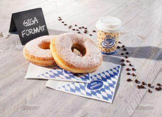 riesen hefe donuts