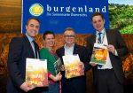 Ferien-Messe Wien: Burgenland startet ins neue Tourismusjahr