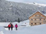 Kulinarische Winterwanderungen in Vorarlberg