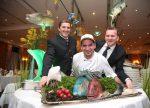 Kulinarischer Faschingsausklang: Heringsschmaus im Braurestaurant Imlauer