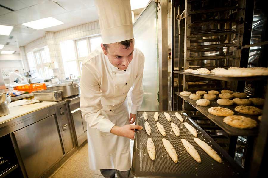 Vorteile Gebäck vorgegart Gastronomie Hotellerie