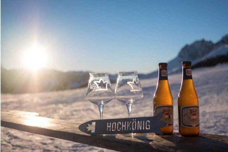 Craft-Bier-Festival in den Alpen Hochkönig
