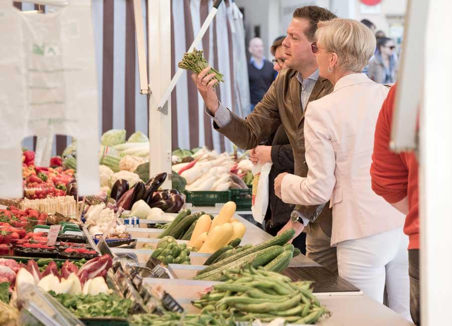 Kulinarik Festival Salzburger Altstadt eat & meet