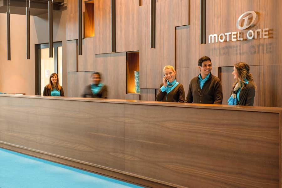 Bester Arbeitgeber Hotellerie Motel One