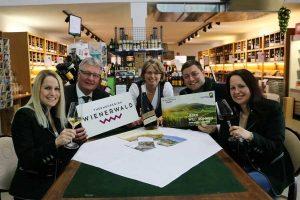 Neuer Webauftritt als Tourismus Netzwerk Wienerwald