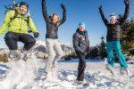 Im Einklang mit der Natur: Schneeschuhwandern auf der Raxalpe