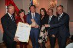 """Präsident der Rezidor Hotel Group ist """"Internationaler Salzburger des Jahres"""""""