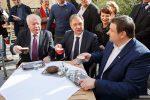 Wiener Kaffeehäuser feierten Frühlingsauftakt