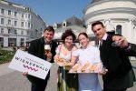 Süßer Bundesländer-Wettkampf beim Schmankerl-Frühling in Baden