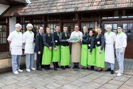Weiterbildung für Tourismusschüler in der Gastronomie