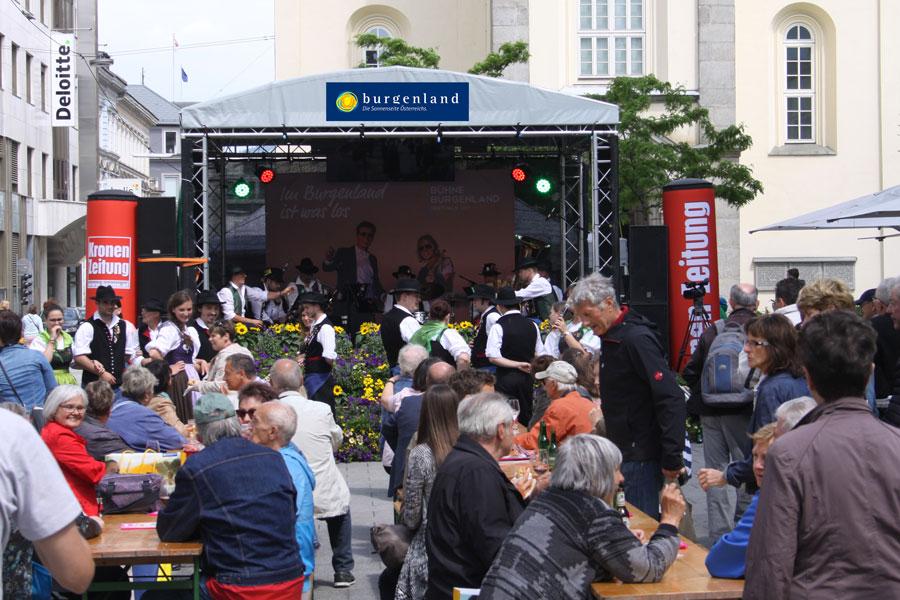 Burgenland Kulinarik und Kultur in Linz