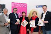Burgenland Tourismus zu Gast in Linz