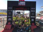 HLF Krems: Eventorganisation für Ironman Sankt Pölten