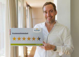 Bestnoten von Kunden für Frischelieferanten Kroeswang