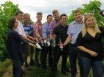Lutzmannsburger Winzer laden zur Weinblüten-Wanderung