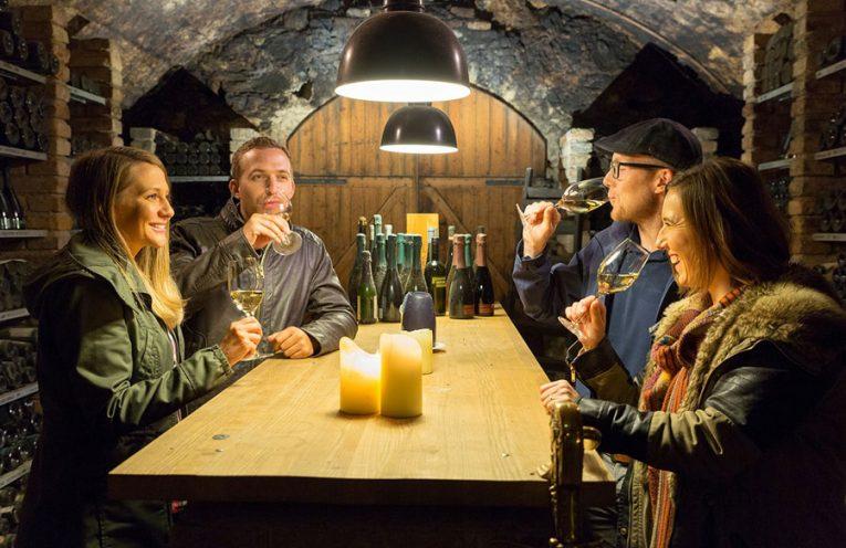Wein-Messe im Kamptal Loisium