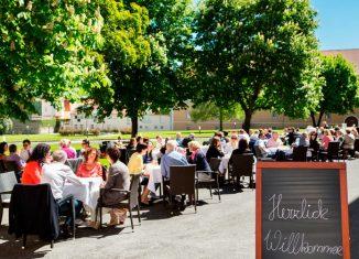 Neueröffnung Café im Stift Vorau