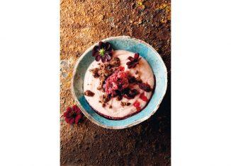 Rezept Rote-Rüben-Granité Desserts für den Sommer