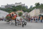 Jubiläum für Stiegl: Mit einem Festzug durch Salzburg