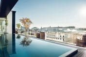 Grillvergnügen hoch über den Dächern Wiens