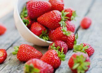 Erdbeer-Variationen Verkostungen Cuisino Restaurants