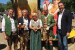Burgenländisches Urlaubsgefühl am Villacher Kirchtag