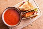 """""""Soup & Sandwich"""": Mittagspause im TIAN Bistro am Spittelberg"""